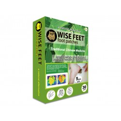 Detox Foot Patches 5 Pairs